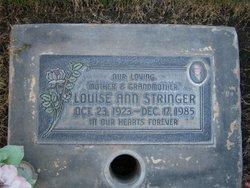 Louise Ann <i>Sherwood</i> Stringer