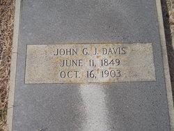 John G. J. Davis