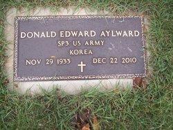 Donald Edward Aylward