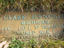 Clark R Icenogle