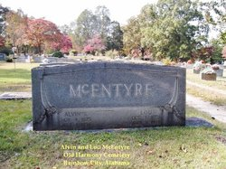 Alvin Reynolds McEntyre