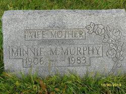 Minnie M. <i>Duffield</i> Murphy
