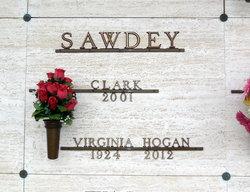 Virginia Dare <i>Hogan</i> Sawdey