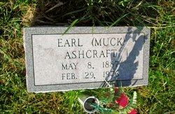 Earl Muck Ashcraft