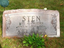 Aino M. Sten