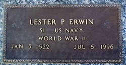 Lester Perry Erwin