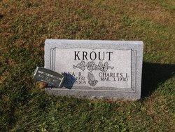 Anna R Krout