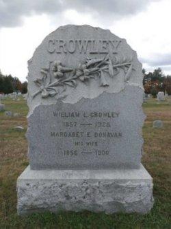 Margaret E <i>Donavan</i> Crowley