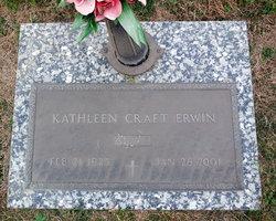Kathleen <i>Craft</i> Erwin