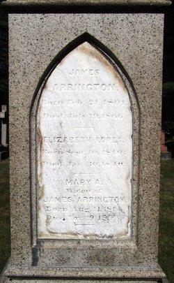 Mary A. <i>Tufts</i> Arrington