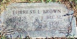 Forrest L Brown
