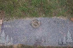 Carolyn L. <i>Hayner</i> Abler
