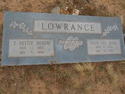 Olon Lee Mike Lowrance