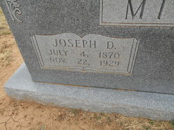 Joseph D. Mince