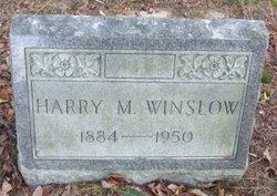 Harry M Winslow