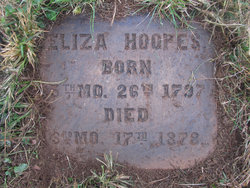 Eliza <i>Darlington</i> Hoopes