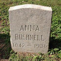 Anna L. Anna <i>Ferguson</i> Bushnell