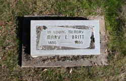 Mary Elizabeth <i>Turner</i> Britt