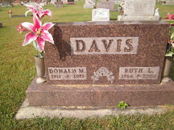 Donald M Davis