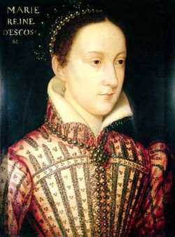 Mary Queen of Scots Stuart