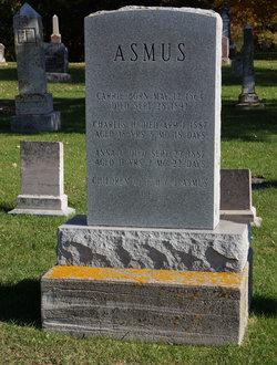 Caroline Carrie Asmus