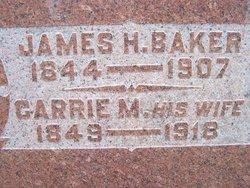 Carrie M Baker