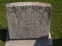James h. Cannon