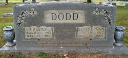 Chester Dodd