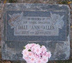 Dale Ann Allen