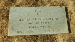 George Travis Bolling