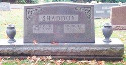 Maude Lee Shaddox