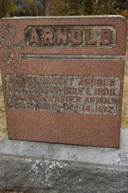 Alanson Warner Arnold