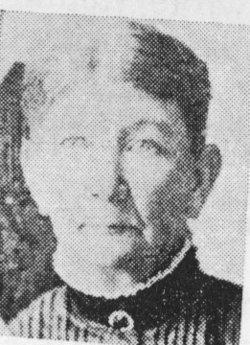 Louisa Jane <i>Sheffield</i> Hayes