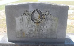 Ruby <i>Floyd</i> Bowers