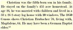 Christian Brubacher