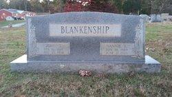 Nannie L Blankenship