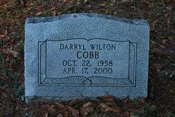 Darryl Wilton Cobb