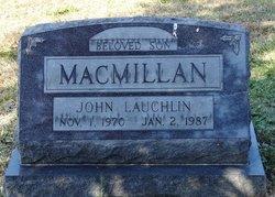 John Lauchlin MacMillan