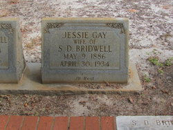Jessie <i>Gay</i> Bridwell