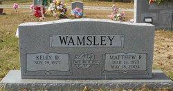 Matthew R Wamsley