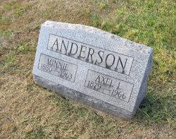 Axel Leonard Anderson