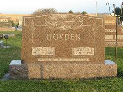 Gerald E. Hovden