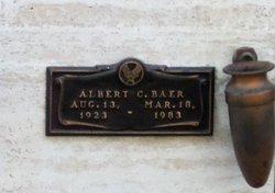 Albert C Baer