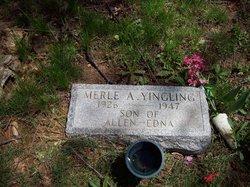 Merle A Yingling