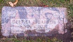 Delpha Elizabeth <i>Pendleton</i> Barrow