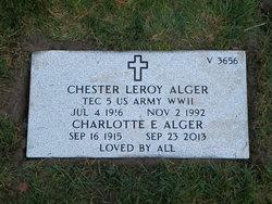 Charlotte E. Alger