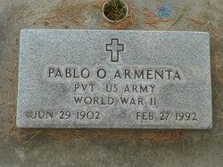 Pablo O Armenta