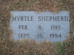 Myrtle Shepherd