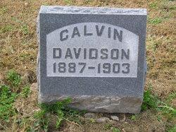 Calvin Davidson