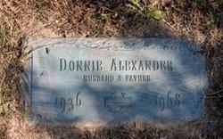 Donnie Alexander
